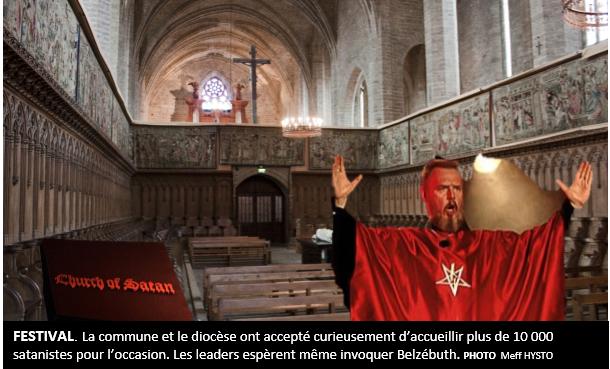 Calendrier Satanique 2019.La Chaise Dieu Accueillera Le Salon International Du